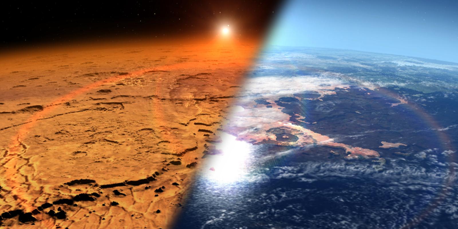 NASA's MAVEN Spacecraft Unlocks the Mystery of Mars's Lost ...