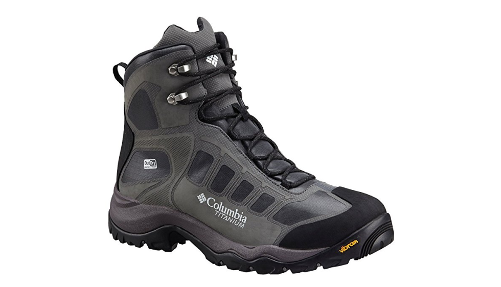 8 Best Hiking Boots of 2017 - Men's Hiking Shoes for Short Hikes ...