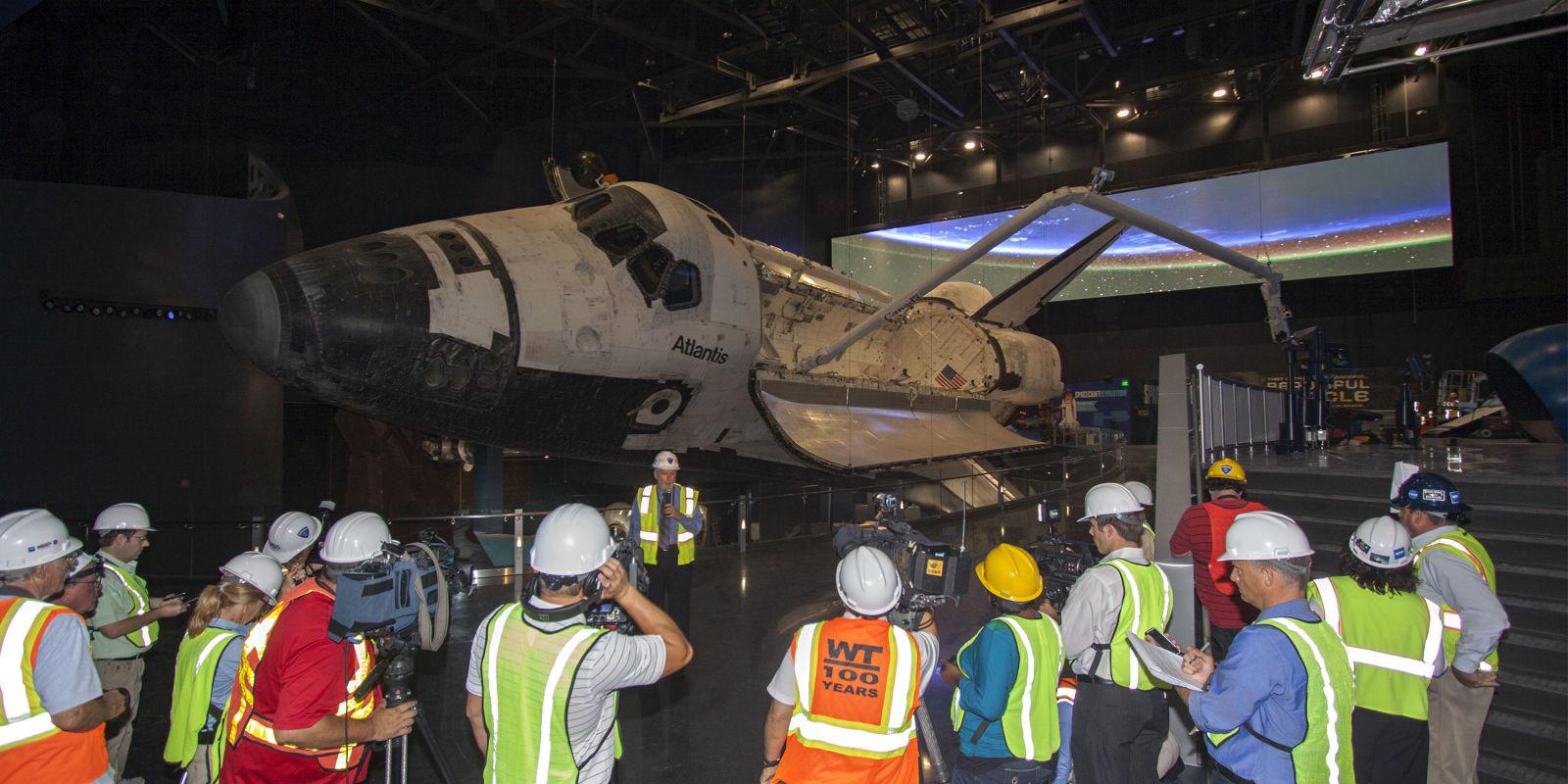 us space shuttle atlantis - photo #29