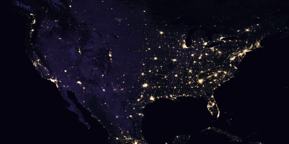 Worksheet. NASA Reveals Picture of Earth at Night