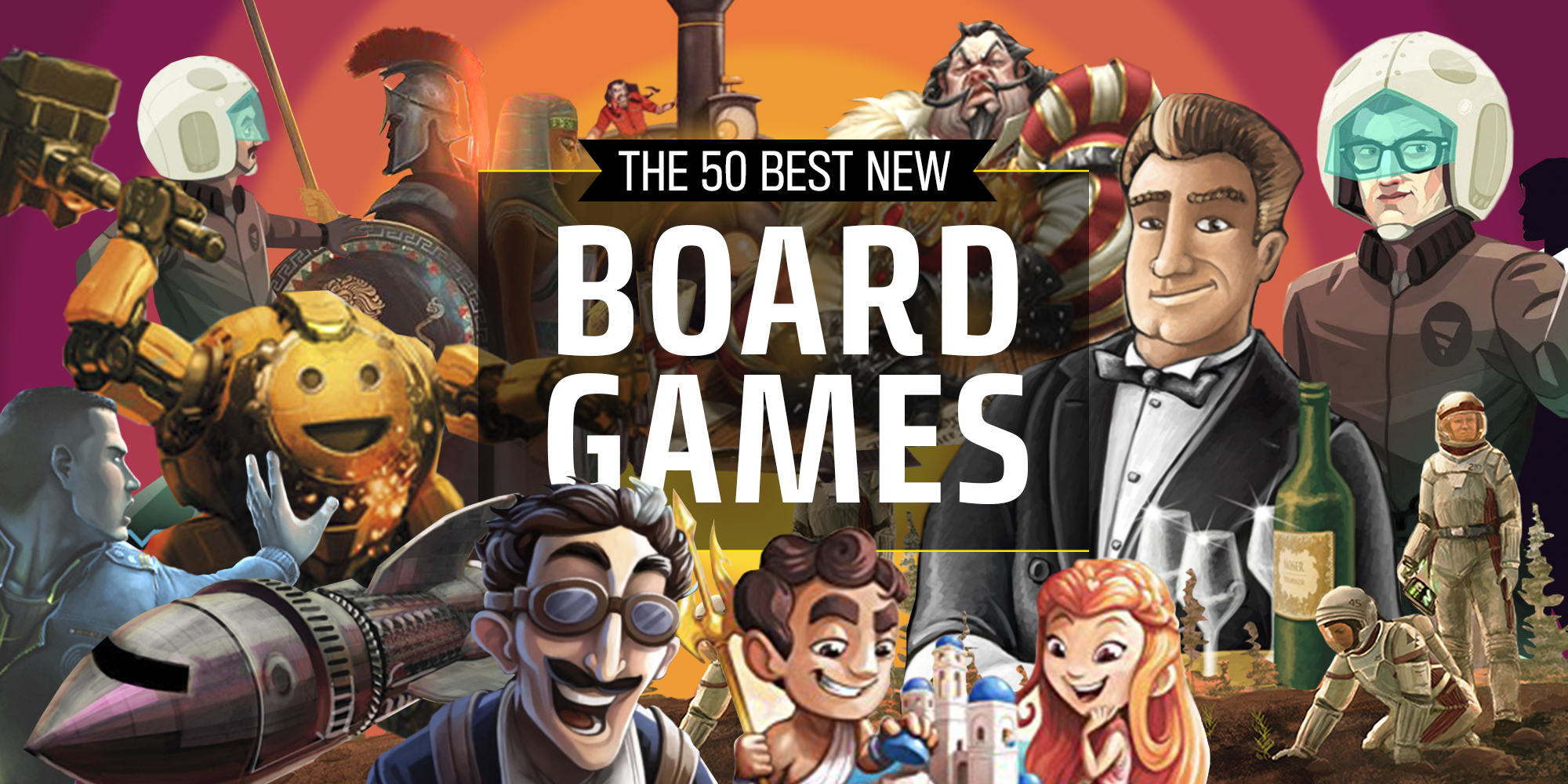 Popular Deck Building Board Games