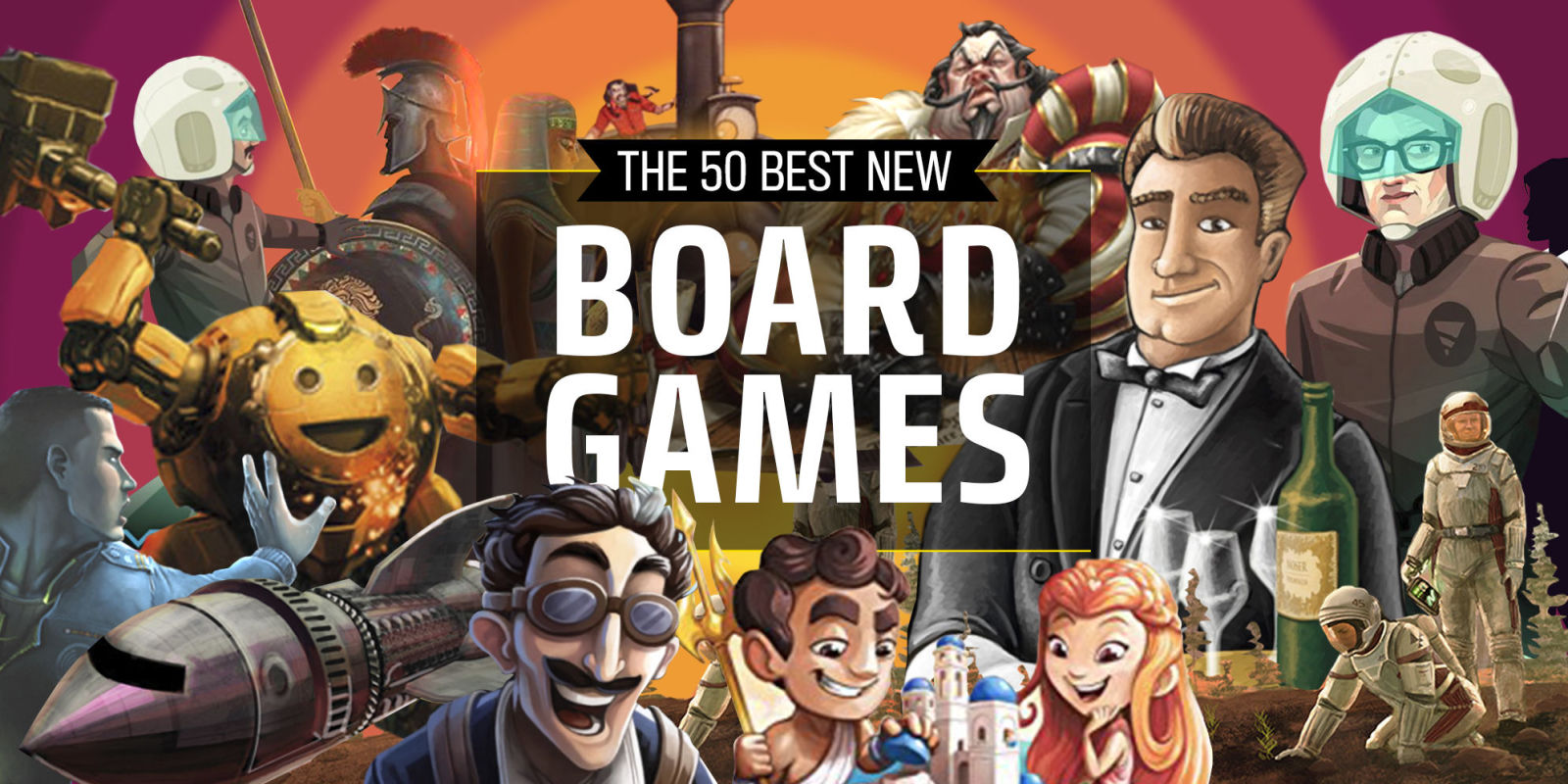 65 Best Board Games for Adults (2020) | Heavy.com