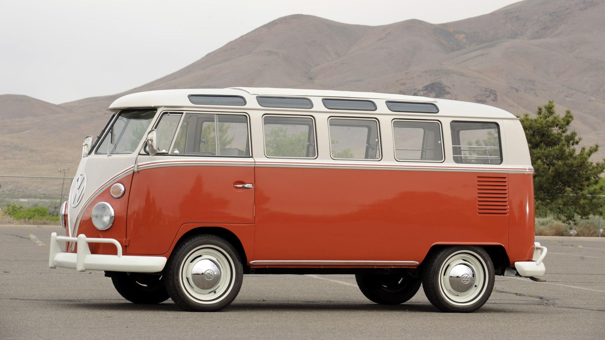Peace Love  the VW Bus
