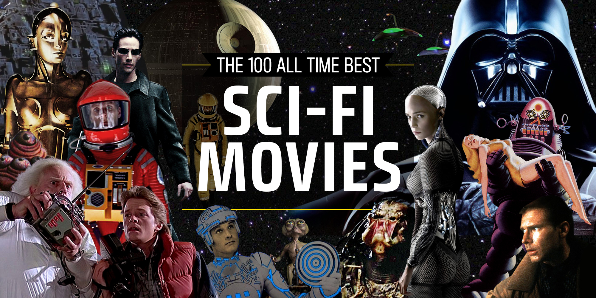 100 Best Sci Fi Movies of All Time