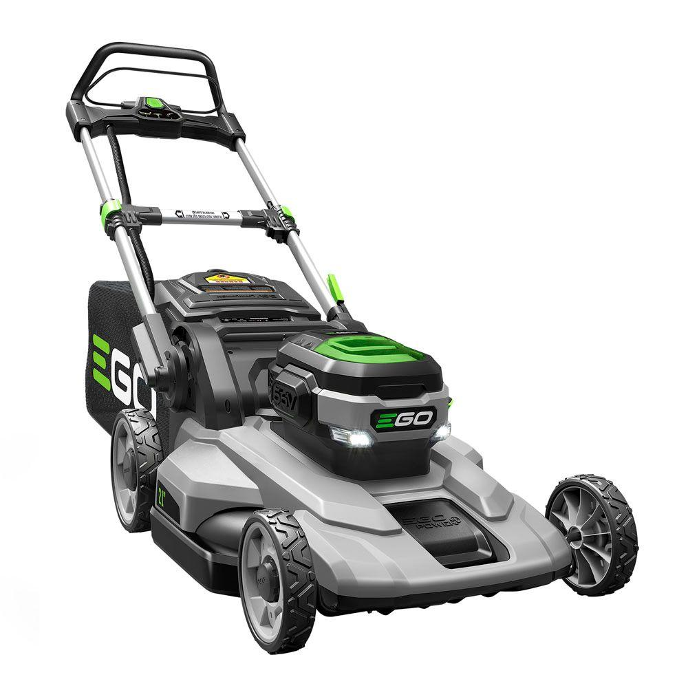 5 Best Electric Cordless Lawn Mowers Of 2017 Battery