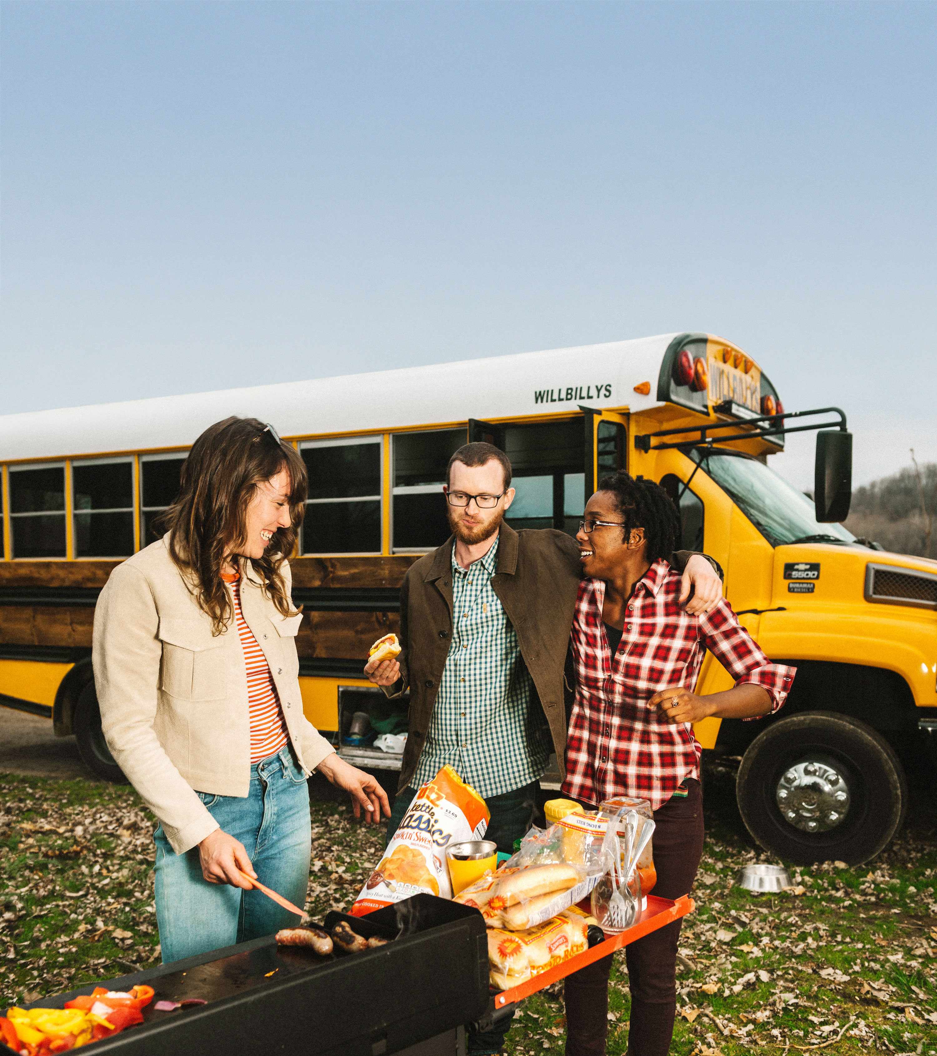 Stem School Bus Org: I Turned A School Bus Into An RV And Traveled The Country