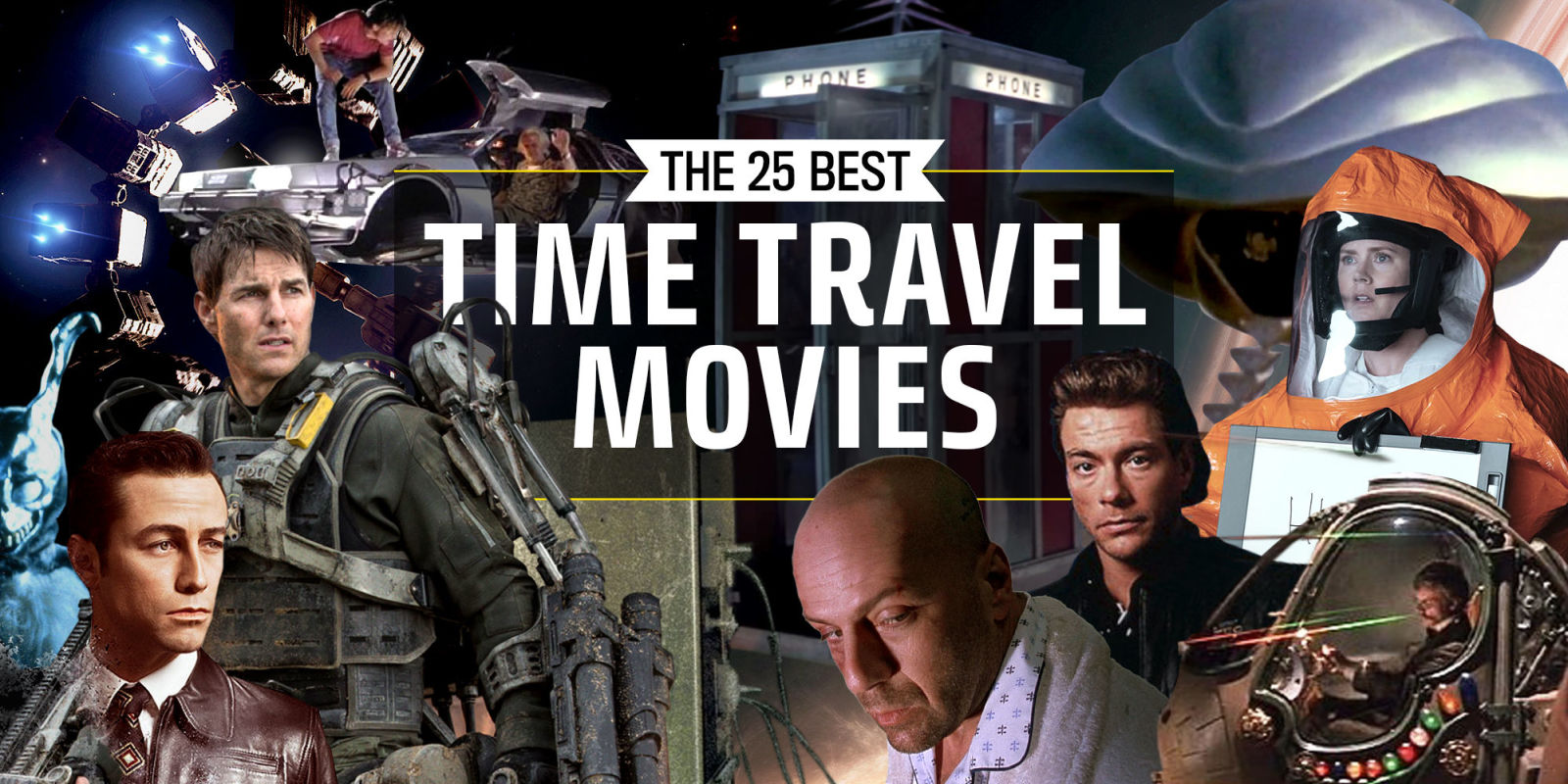 Time Travel Pics 25 Best Time Travel Movies Of All Time Greatest Sci Fi Time