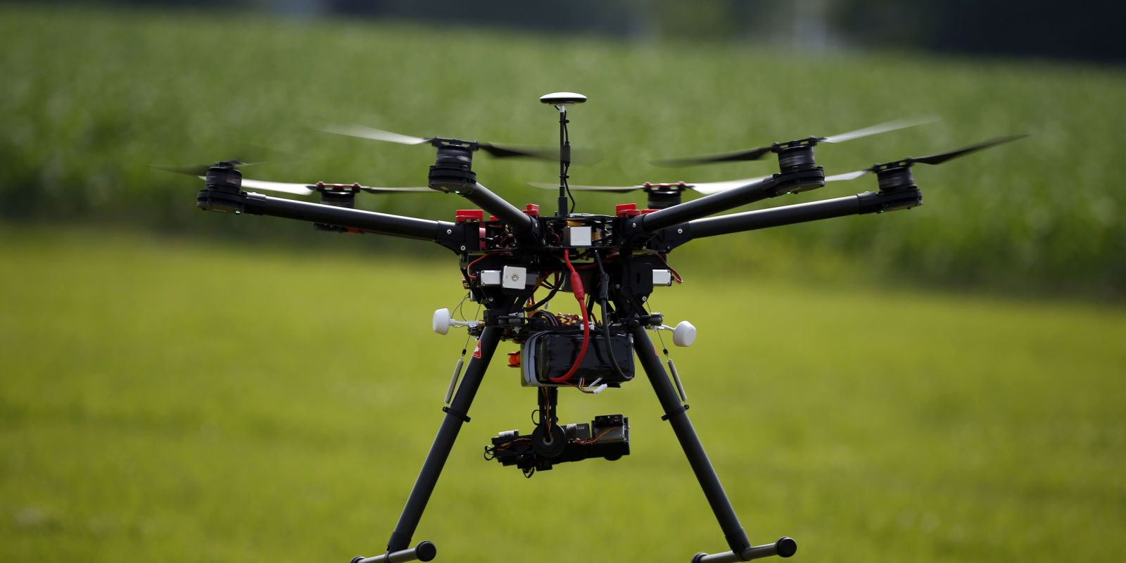 New York Will Give Drones an Airspace Corridor for Testing