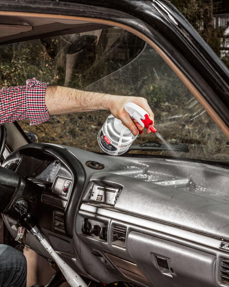 Химчистка для автомобиля своими руками 420
