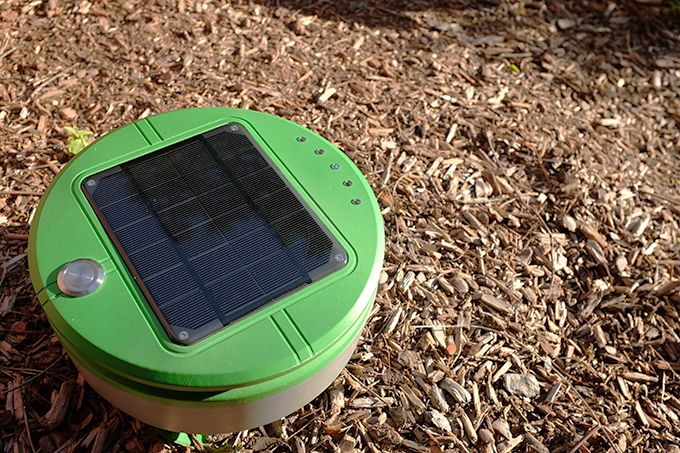 This Adorable Bot Is A Roomba For Your Garden