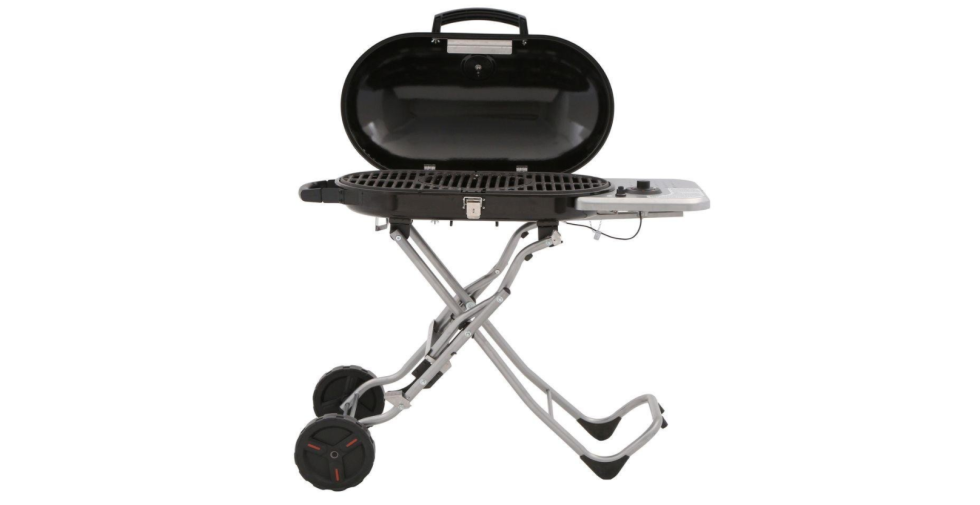 stok gridiron single burner portable propane gas grill - Small Gas Grills