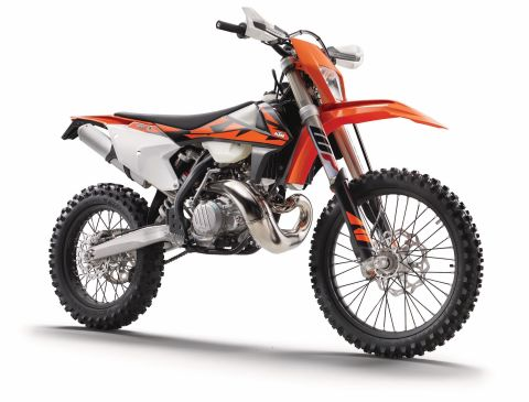 What S My Displacement On Exc Ktm
