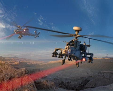 talon 70 millimeter laser-guided rockets