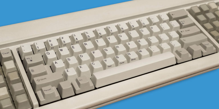 IBM's Most Legendary Keyboard Is Coming Back