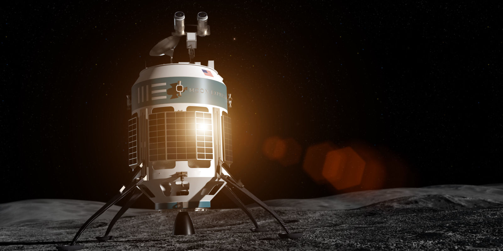Moon Express Aims for Multiple Lunar Landings, Sample ...