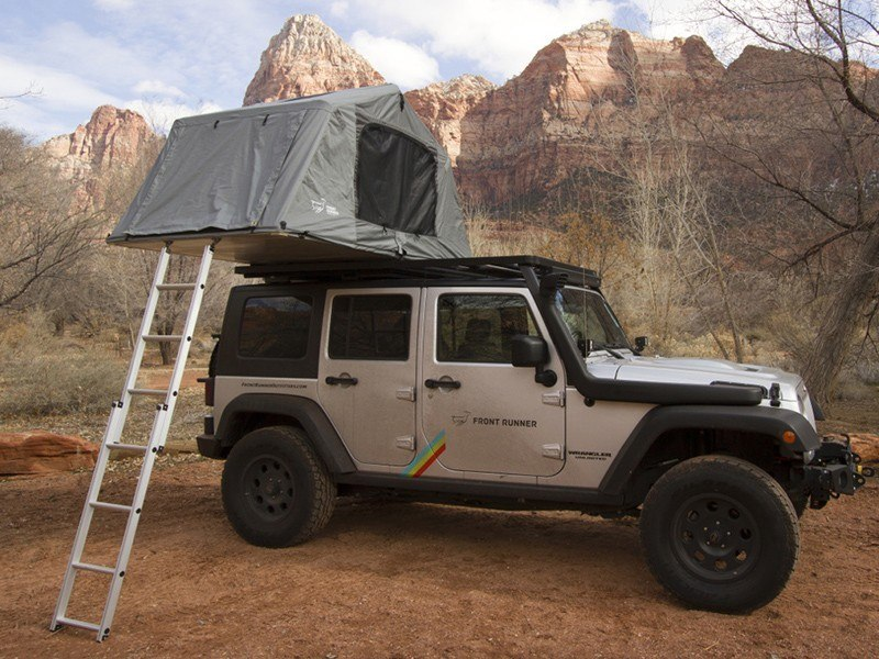 Front Runner Rooftop Tent & 8 Stunning Roof Top Tents That Make Camping a Breeze | Best Roof ... memphite.com