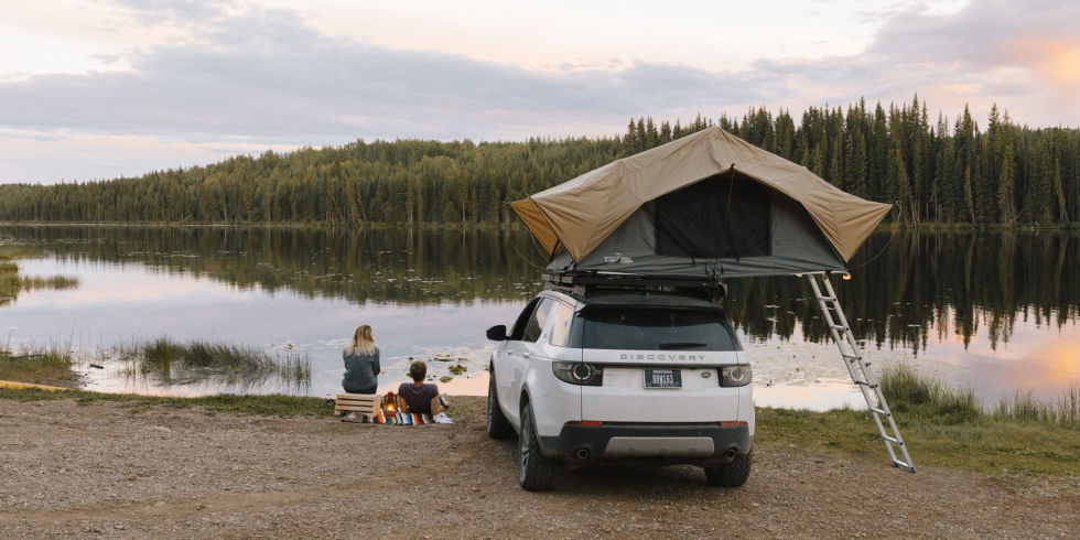 Roof top tents assemble in seconds which allow you more time around the c&fire and less time fiddling with tent poles. & 8 Stunning Roof Top Tents That Make Camping a Breeze | Best Roof ... memphite.com