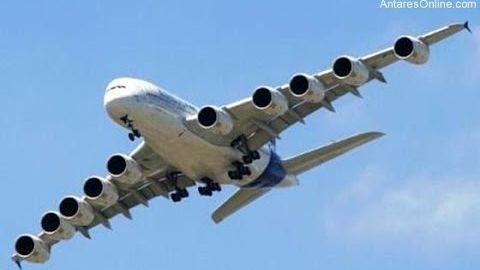 TOP 5 WORLD´S BIGGEST AIRCRAFT (2017)174,215 views