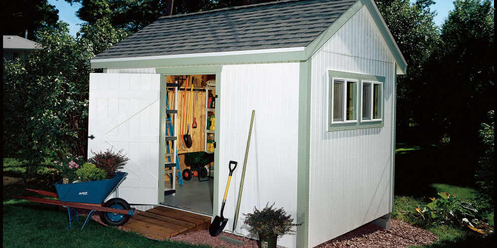 Garden Sheds 3x3 garden shed plans - how to build a shed