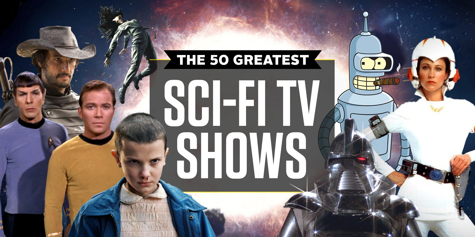 50 Best Sci Fi Tv Shows Of All Time Greatest Sci Fi