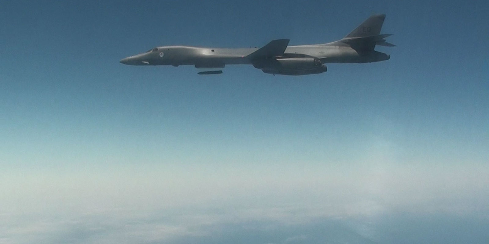The B-1 Bomber Has a New Mission