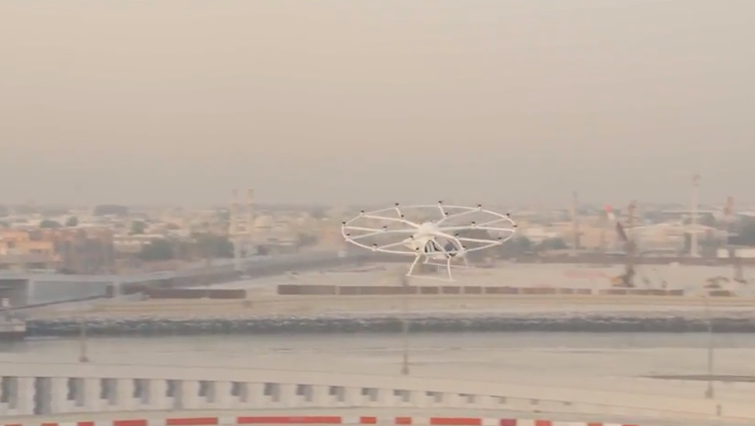 air taxi dubai