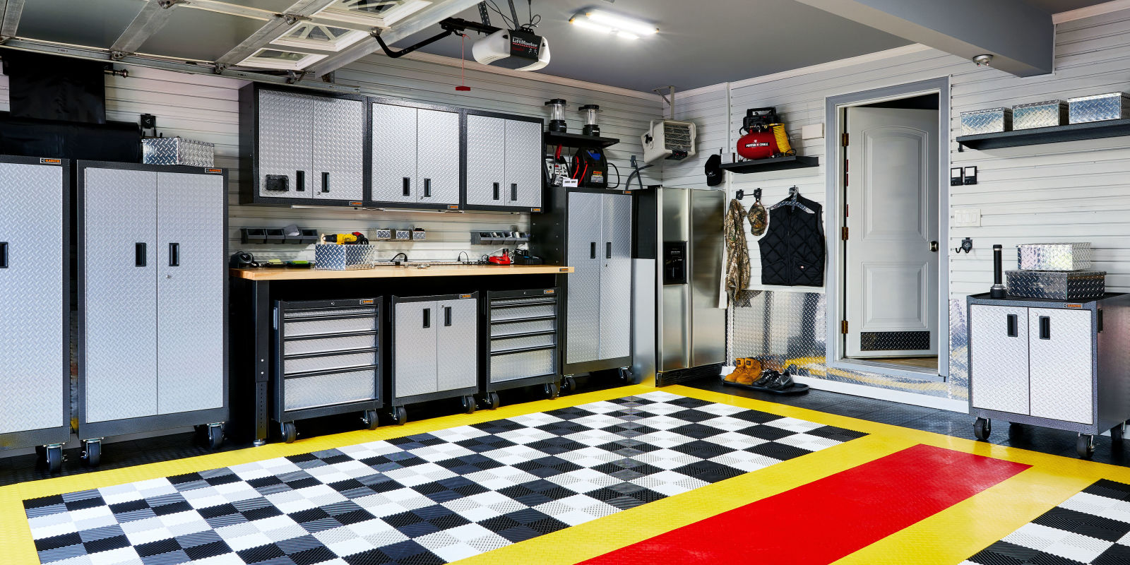 How To Build A Garage Workspace
