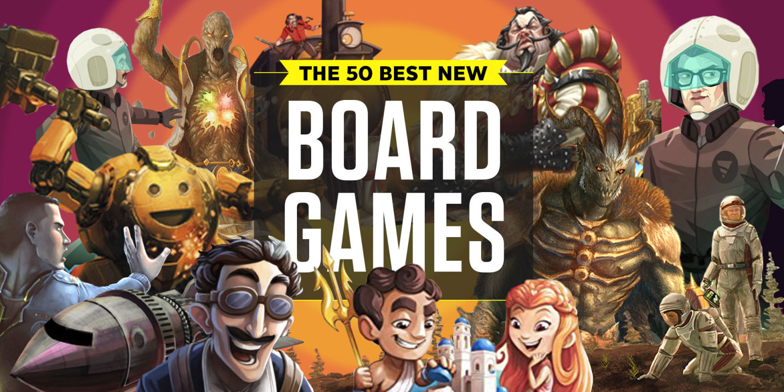 Best Board Games for Adults 2020 | Reviews by Wirecutter