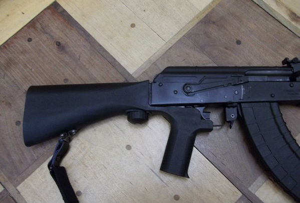 What Is a Bump Stock - How Slide Fire Works - Bump Fire Legal