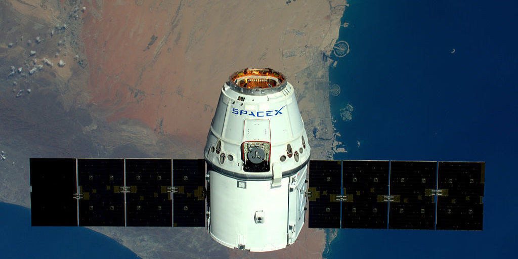 Study Finds SpaceX Investment Saved NASA Hundreds of Millions