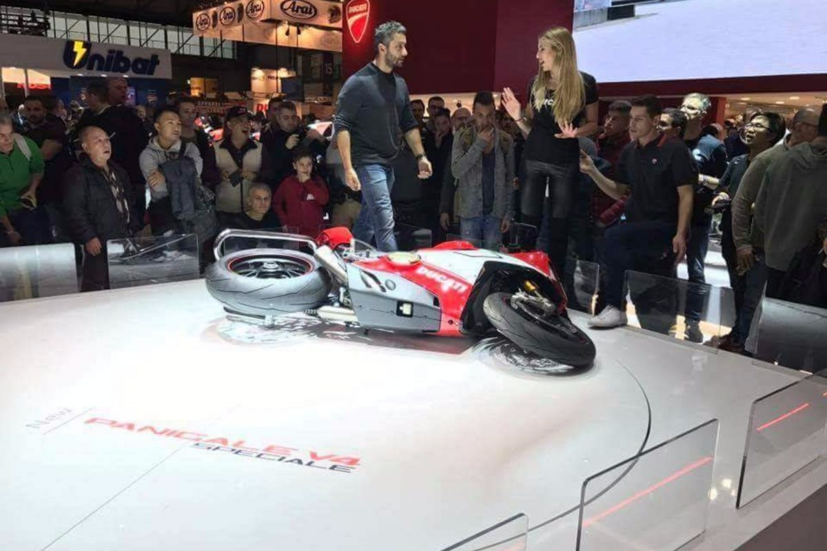 Whoops Someone Dropped A 50 000 Ducati Superbike On The