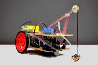 How to build a 10 robot - Homes built from recycled materials nasas outer space challenge ...