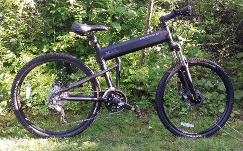 Reviewed Montague Paratrooper Pro Folding Bike