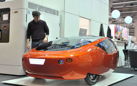 urbee 2 the 3d printed car that will drive across the country. Black Bedroom Furniture Sets. Home Design Ideas