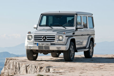 12 best off road vehicles you can buy right now 4x4 for Mercedes benz that looks like a jeep