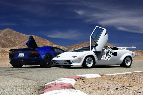 never meet your heroes lamborghini countach edition. Black Bedroom Furniture Sets. Home Design Ideas