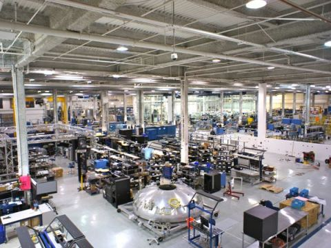 inside spacex factory - photo #23