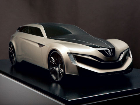 Future Lincoln The Luxury Car Stylings Of 2025
