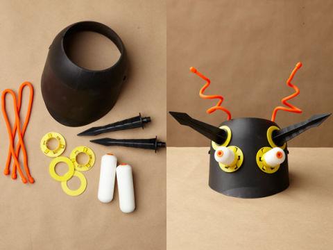 Best Homemade Halloween Masks Cool Diy Masks For Halloween