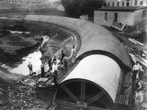 The Oldest Working Infrastructure In America