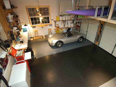 10 Ingenious Ideas To Keep Your Garage Organized