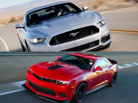 The 9 Fiercest Modern Car Rivalries