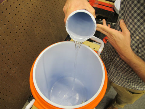 how to make your own mash tun