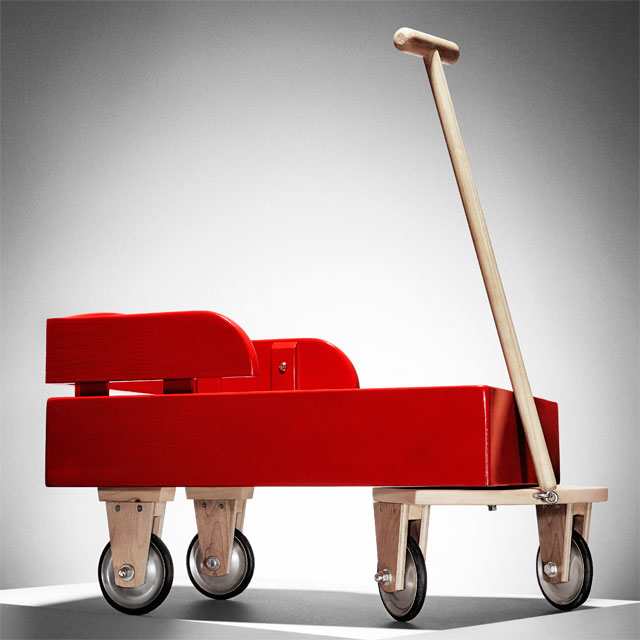 How To Build A Wooden Toy Wagon