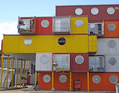 Modular Container Homes 45 shipping container homes & offices - cargo container houses