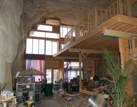 The Sleeper Cave HouseCave Homes   Cave Houses   Living in Caves. Underground Cave Home. Home Design Ideas