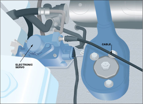 Fixing Faulty Cruise Control – Dodge Cruise Control Servo Wiring