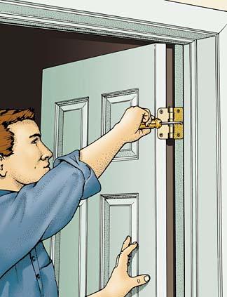 Fixing Problem Doors