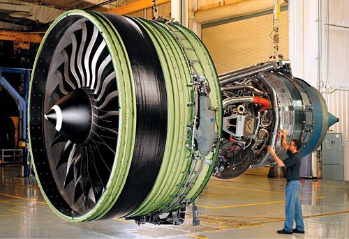 Biggest Jet Engine