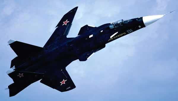 Most Modern Russian Aircraft